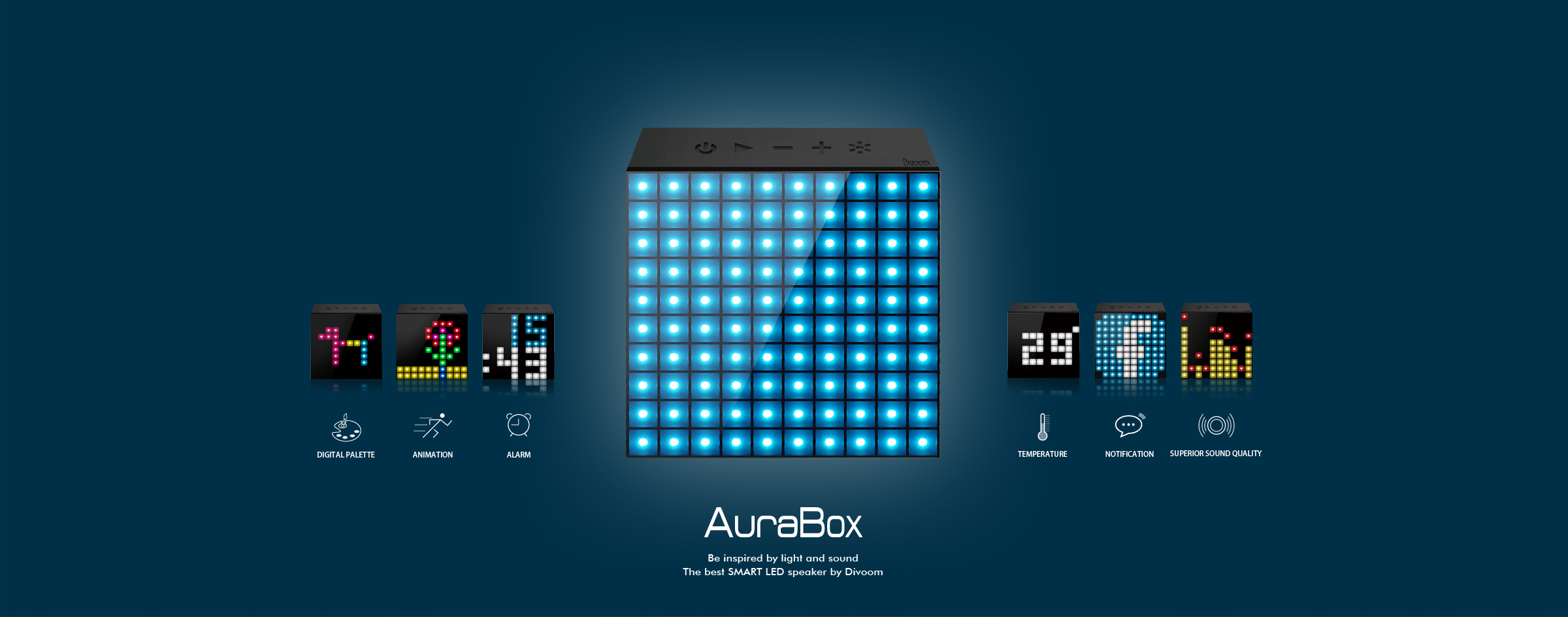 divoom aurabox