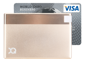 xqisit-power-bank-1350 carte credit